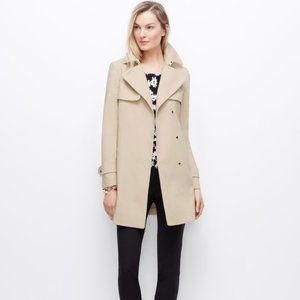 Ann Taylor Relaxed Trench